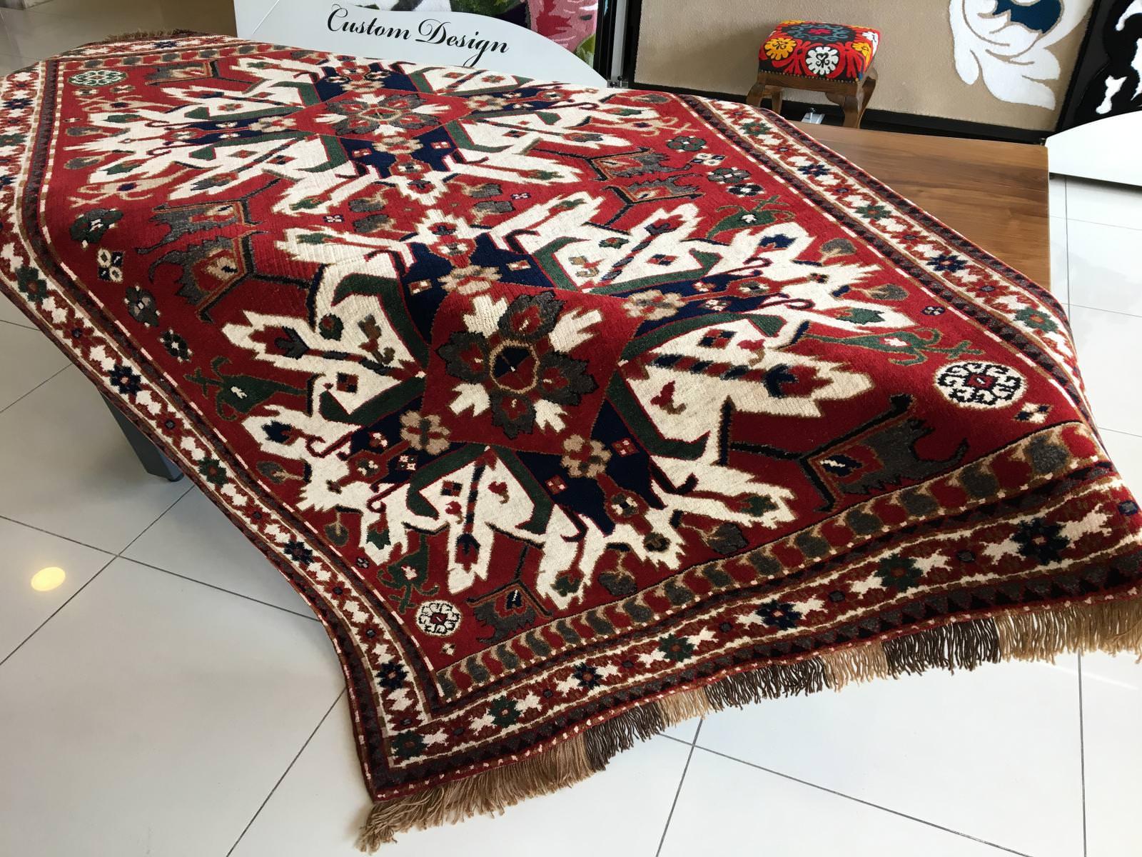 KARS HALISI 144X206 Kars Halıları Anadolu Halı