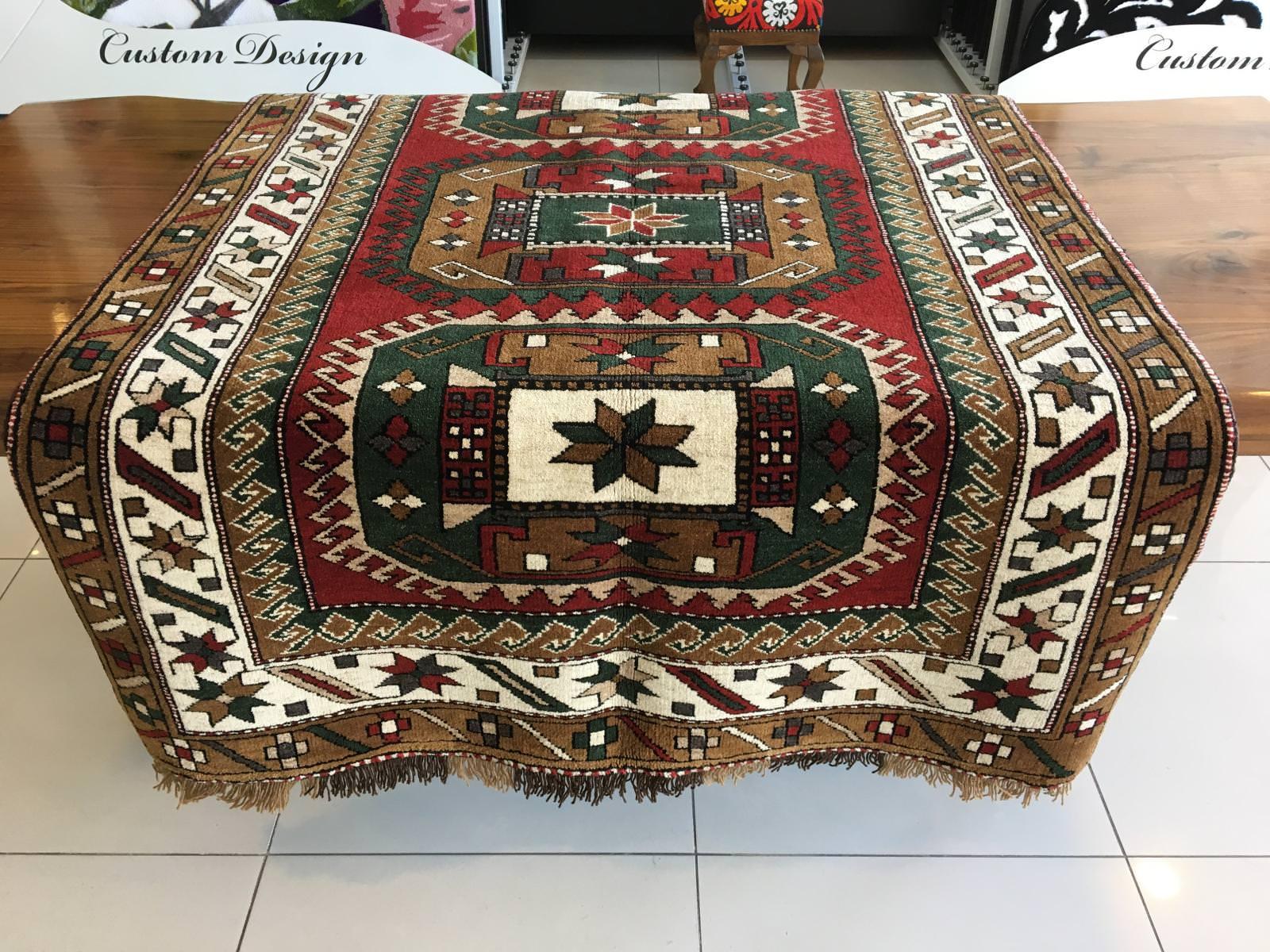 KARS HALISI 121X187 Kars Halıları Anadolu Halı