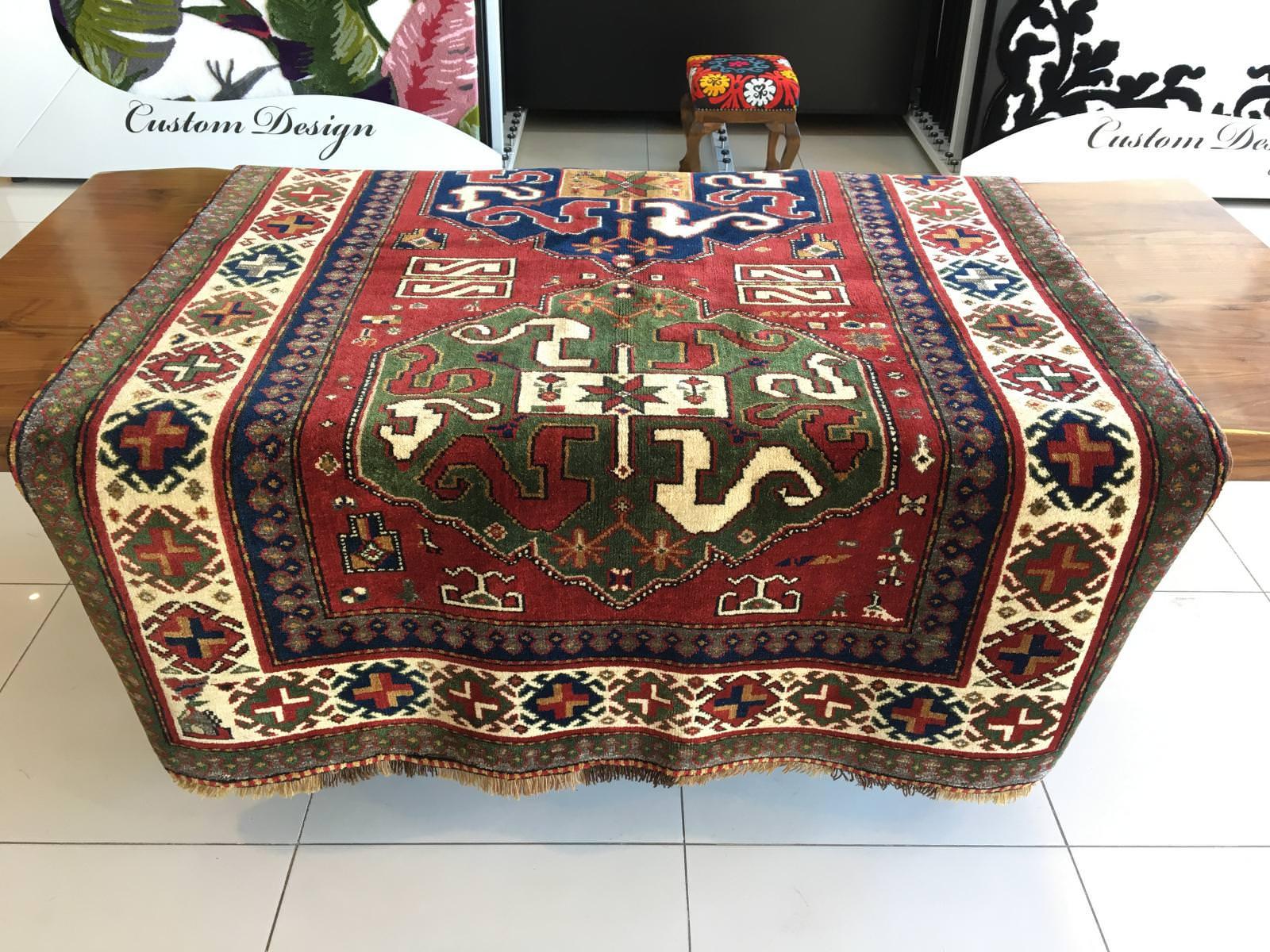 KARS HALISI 142X204 Kars Halıları Anadolu Halı