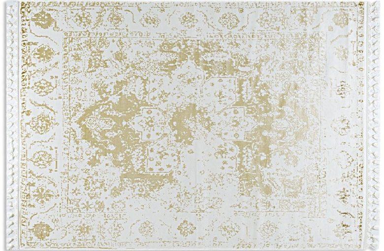 TUĞRA HALI DİAMOND 12 GOLD Tuğra Halı Bambu Halı