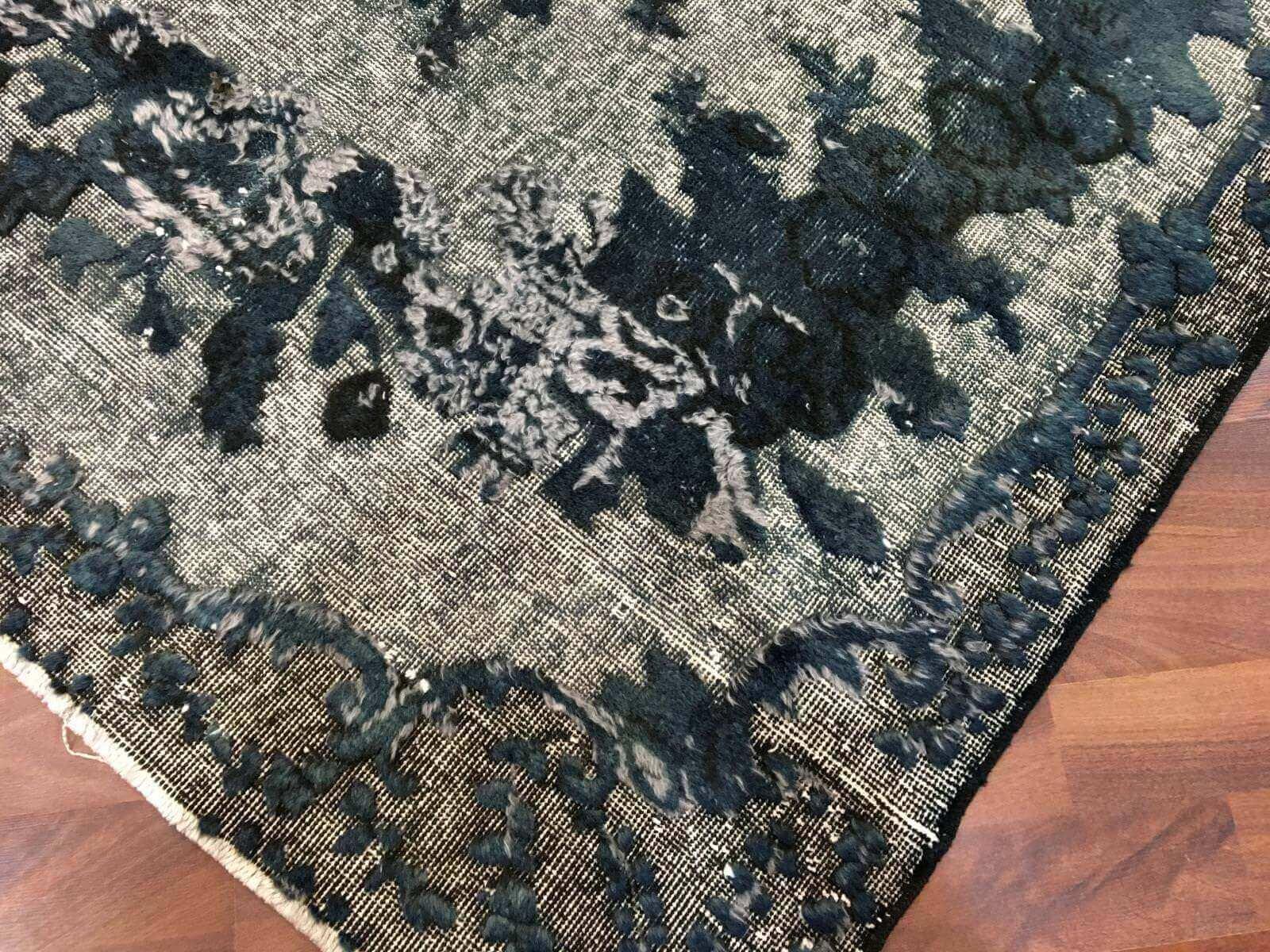 VİNTAGE HALI 157X267 Vintage Halılar Eskitme Halı