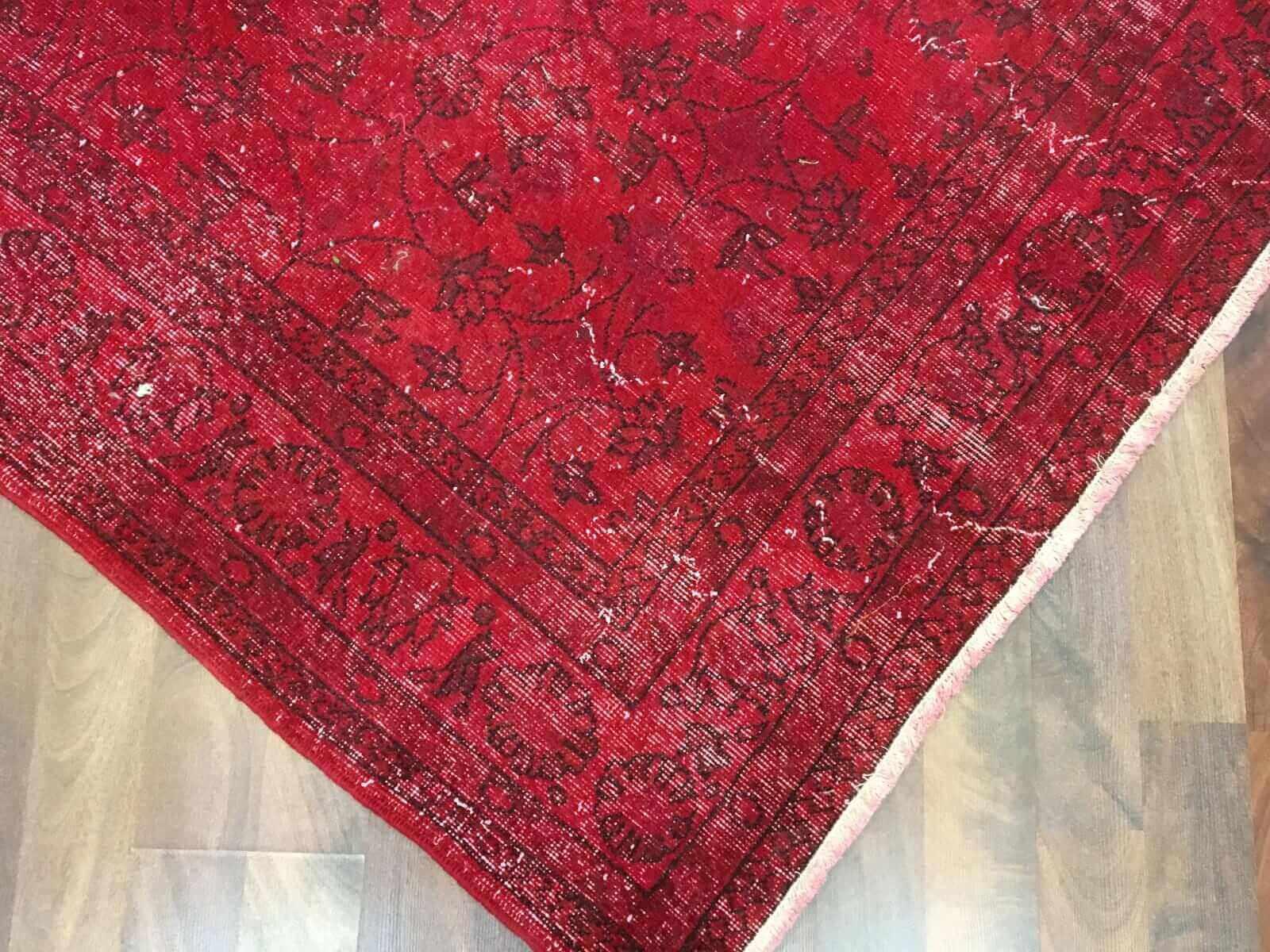 VİNTAGE HALI 207X306 Vintage Halılar Eskitme Halı