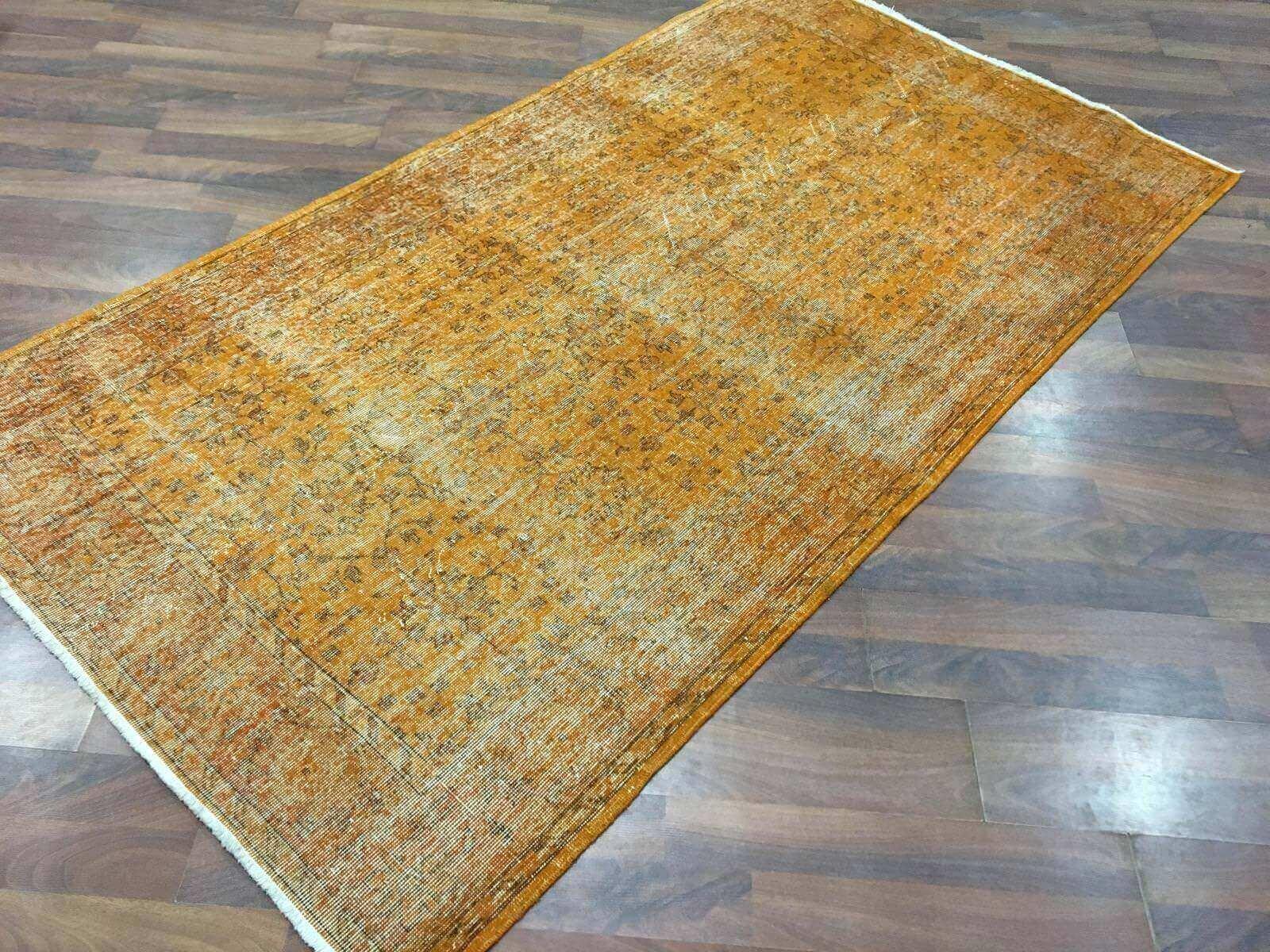 VİNTAGE HALI 145X266 Vintage Halılar Eskitme Halı
