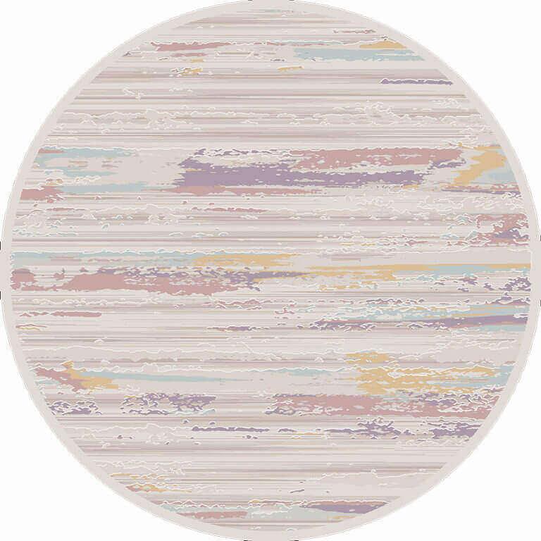 ARTEMİS HALI DİZAYN 1602A PEMBE YUVARLAK Artemis Halı Artemis Halı Fiyatları