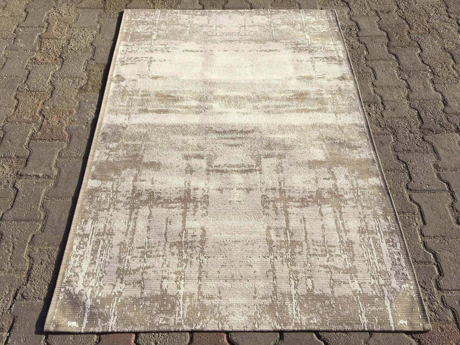 COTTON LÜX KİLİM BEJ 120X180 Cotton Lux Kilim Dekoratif Kilim