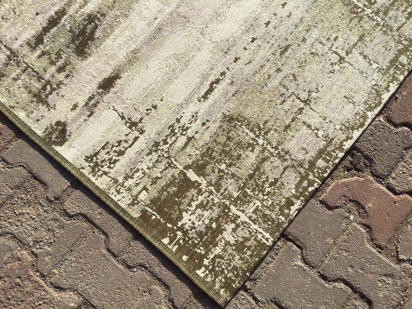 COTTON LÜX KİLİM YEŞİL 120X180 Cotton Lux Kilim Dekoratif Kilim