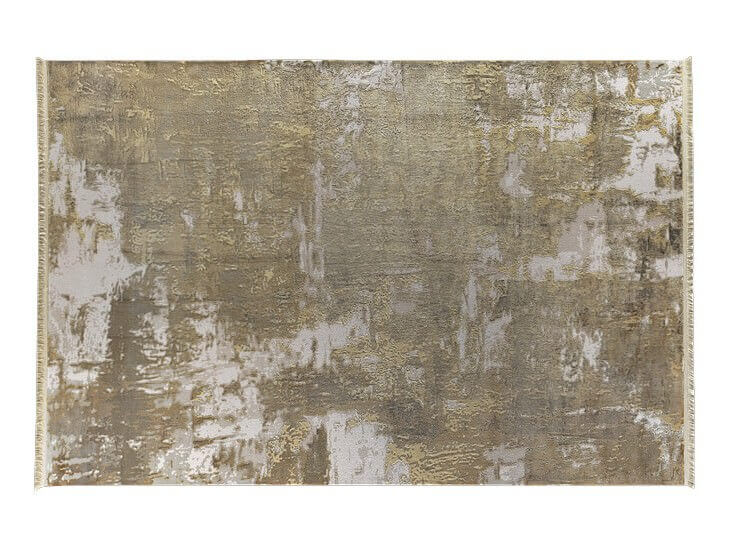 KOYUNLU HALI İPEK 03 VİZON Koyunlu Halı Bambu Halı