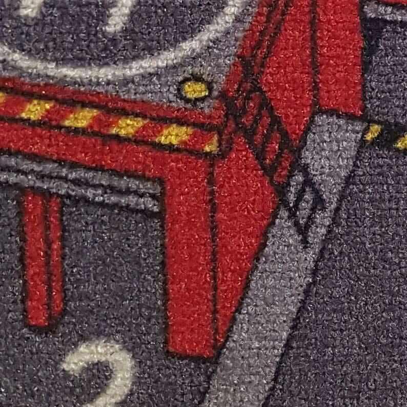 DUVARDAN DUVARA HALI ÇOCUK SMART CİTY 97 Duvardan Duvara Halı Çocuk Oyun Halı