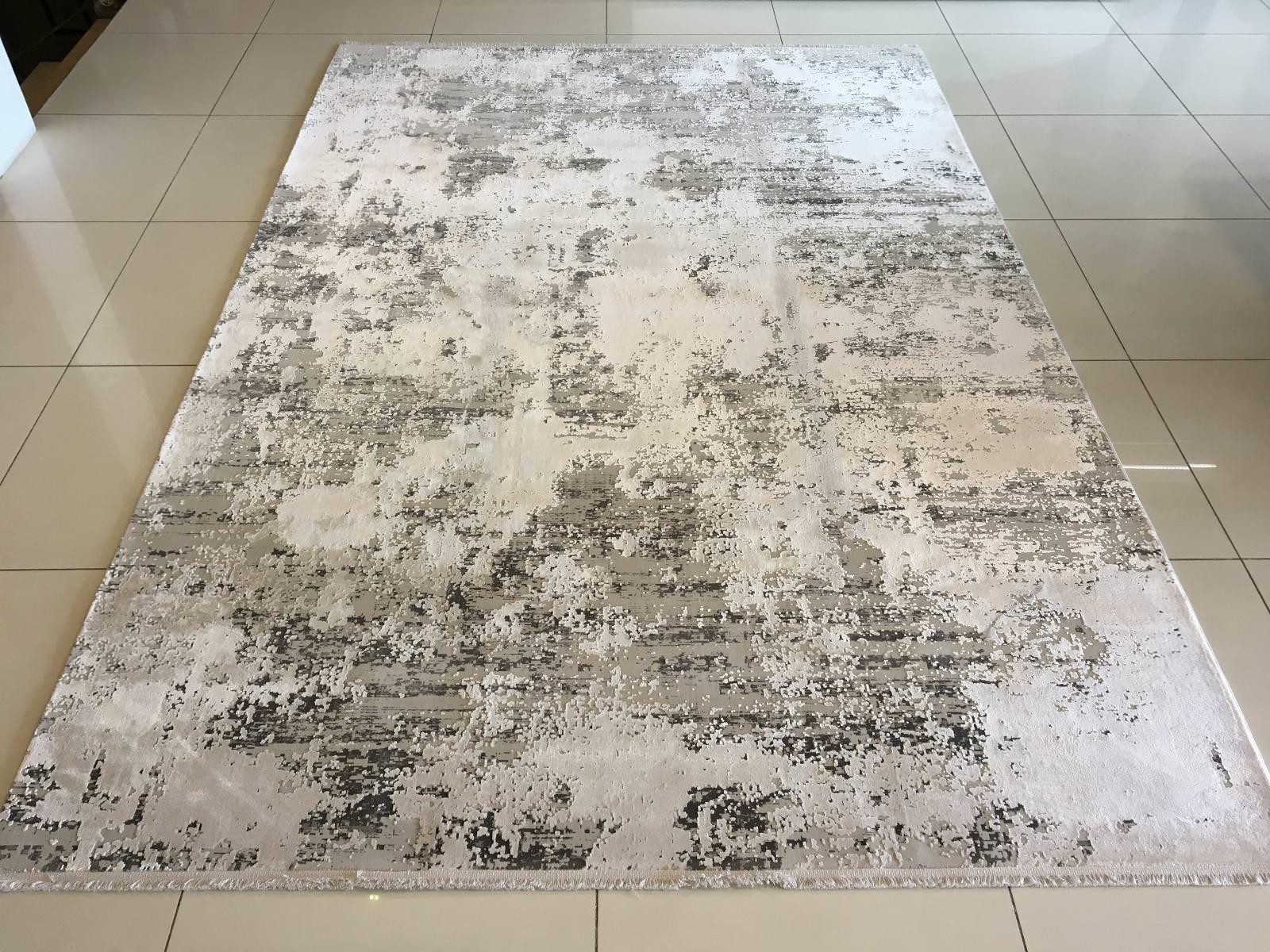 WOOLKNOT HALI CRAFT 1046B Woolknot Halı Bambu Halı