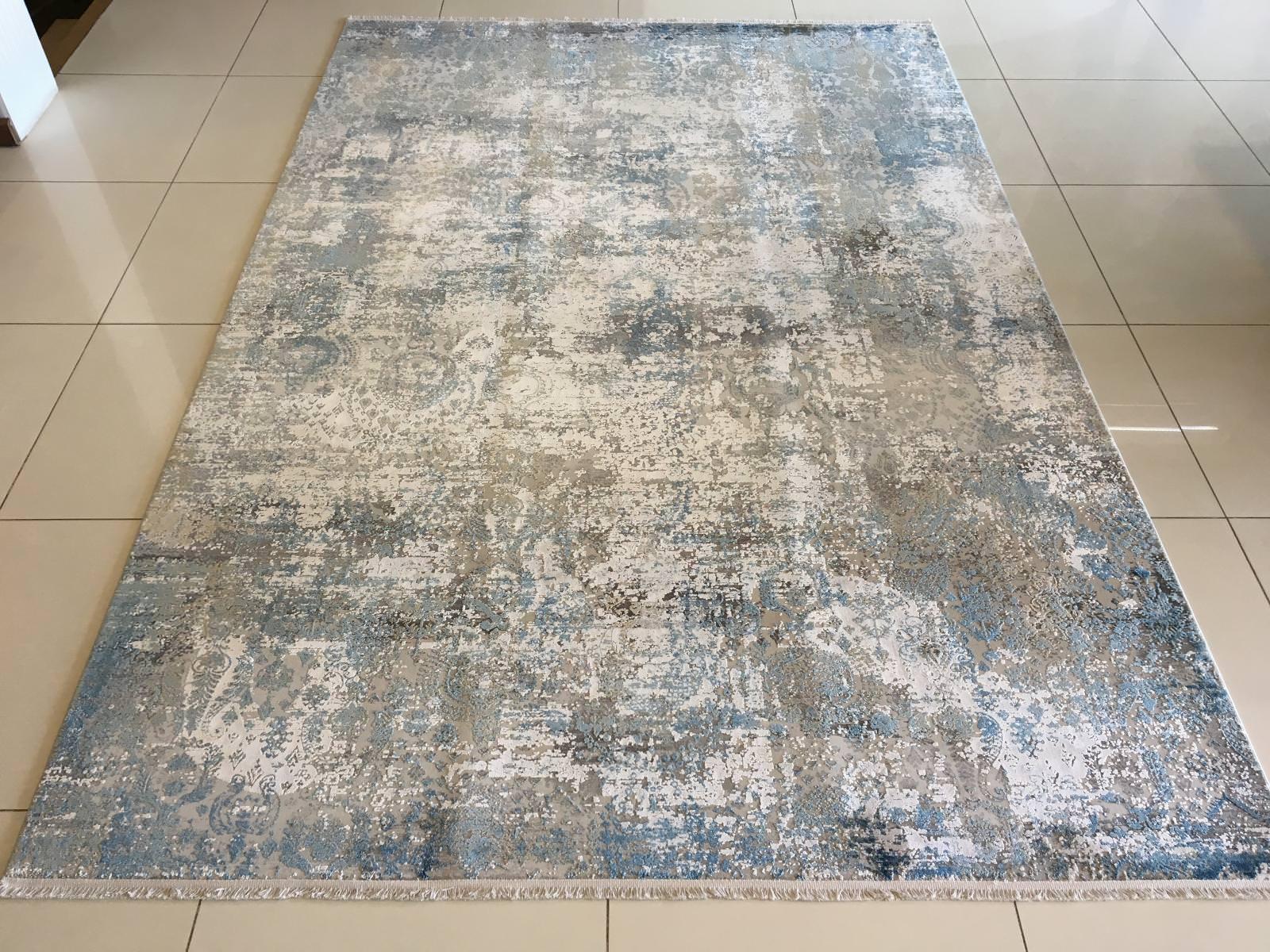 WOOLKNOT HALI CRAFT MT014 Woolknot Halı Bambu Halı