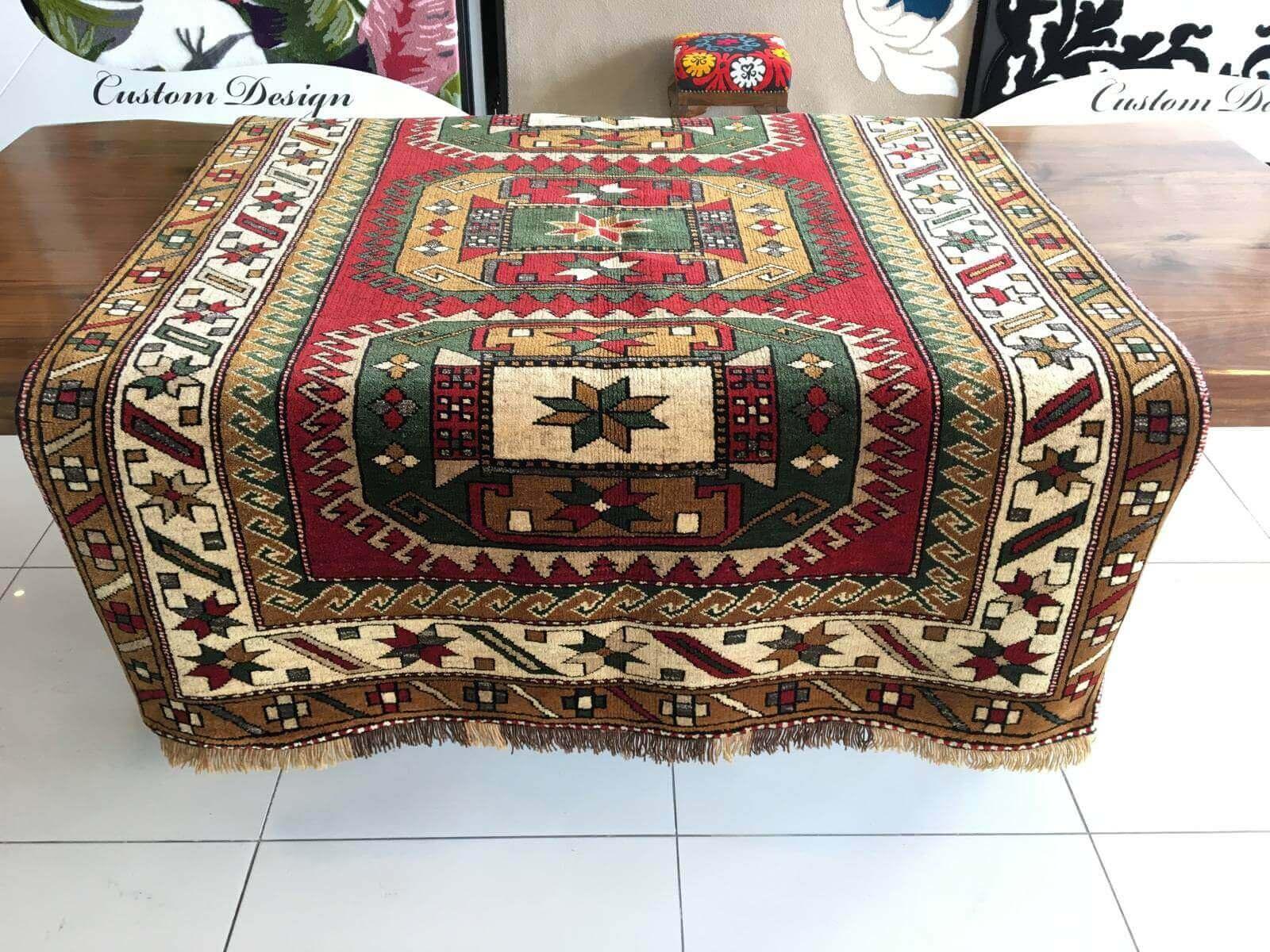 KARS HALISI 126X184 Kars Halıları Anadolu Halı