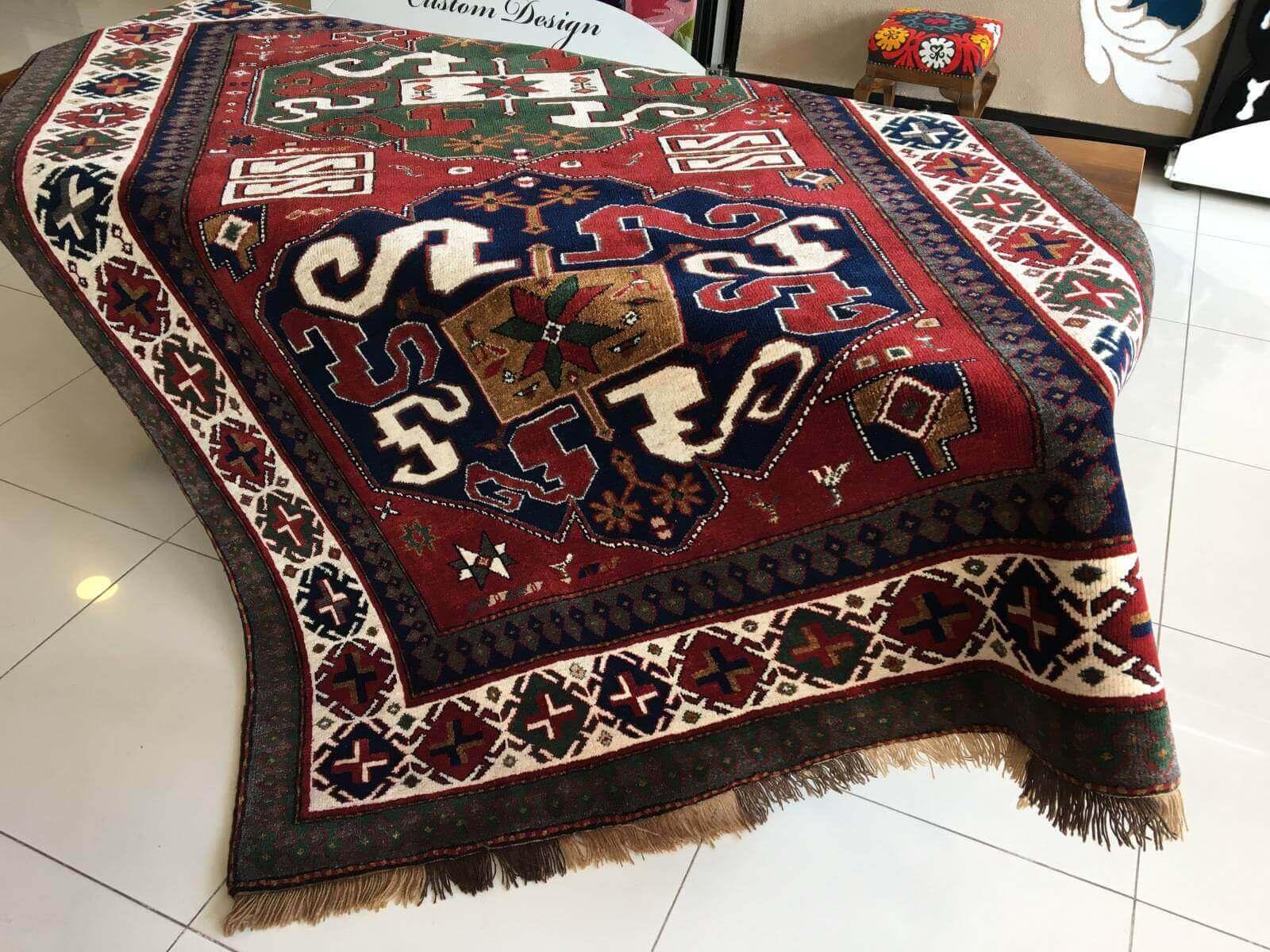 KARS HALISI 175X236 Kars Halıları Anadolu Halı