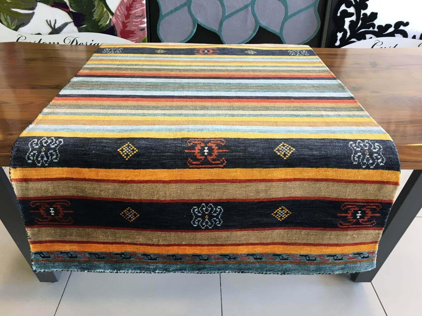 TRIBAL 89X143 Tribal El Dokuma Halı