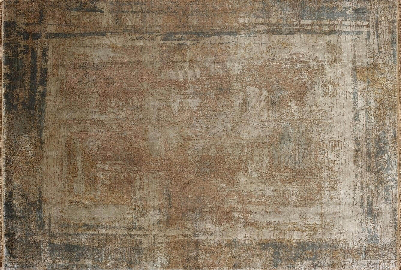 WOOLKNOT HALI CRAFT OVERDYE 528 MİNK Craft Overdye Bambu Halı