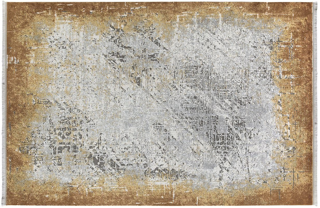 FLORA HALI ADONİS 1738D TERRA Flora Halı Bambu Halı