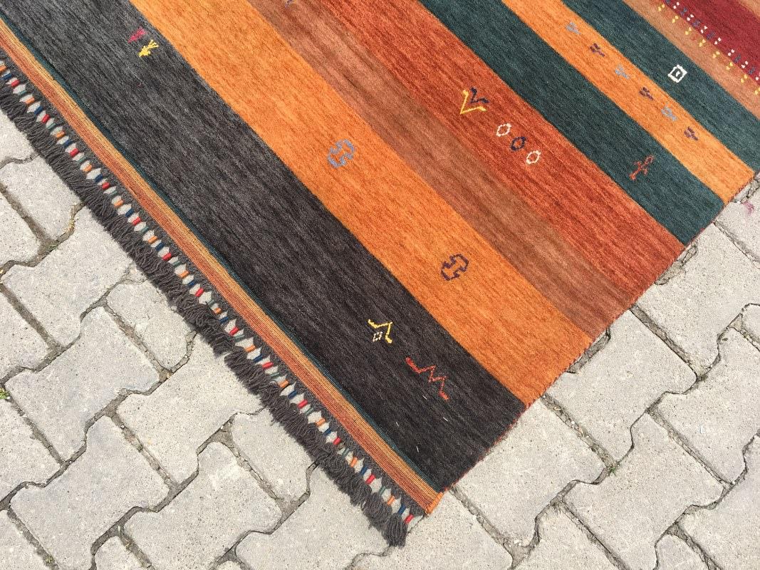 TRIBAL 120X183 Tribal El Dokuma Halı