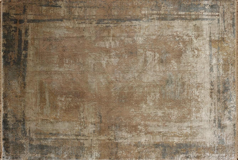 WOOLKNOT HALI OVERDYE MİNK 528 Woolknot Halı Bambu Halı