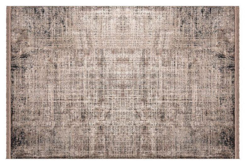 WOOLKNOT HALI COLORE B008B COOPER Woolknot Halı Bambu Halı