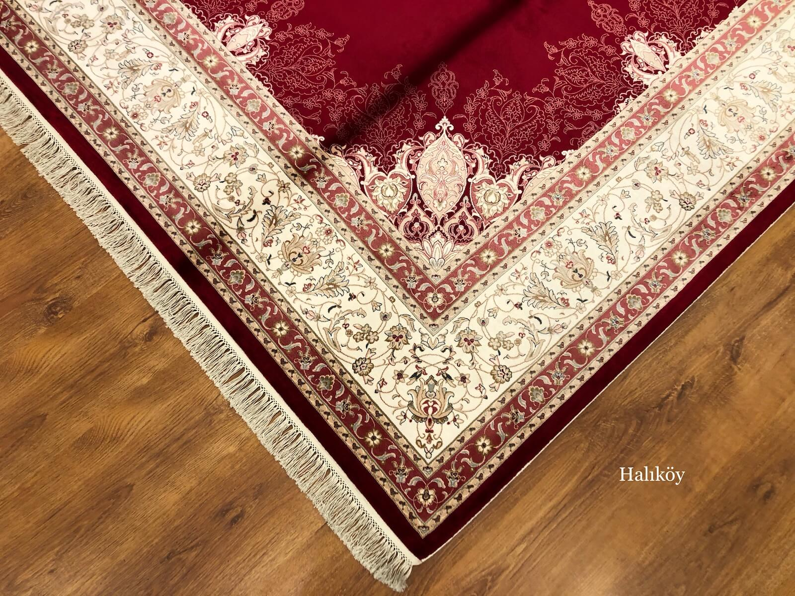 QUALİTY CARPET ELHAMRA 002 Quality Carpet Bambu Halı