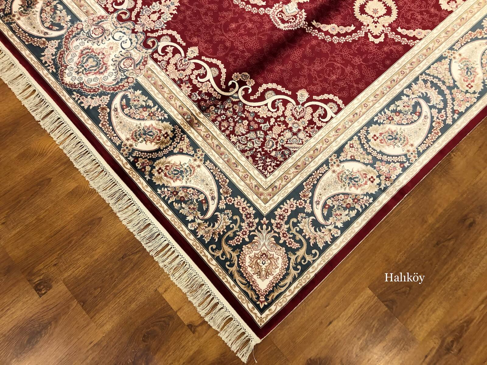 QUALİTY CARPET ELHAMRA 003 Quality Carpet Bambu Halı