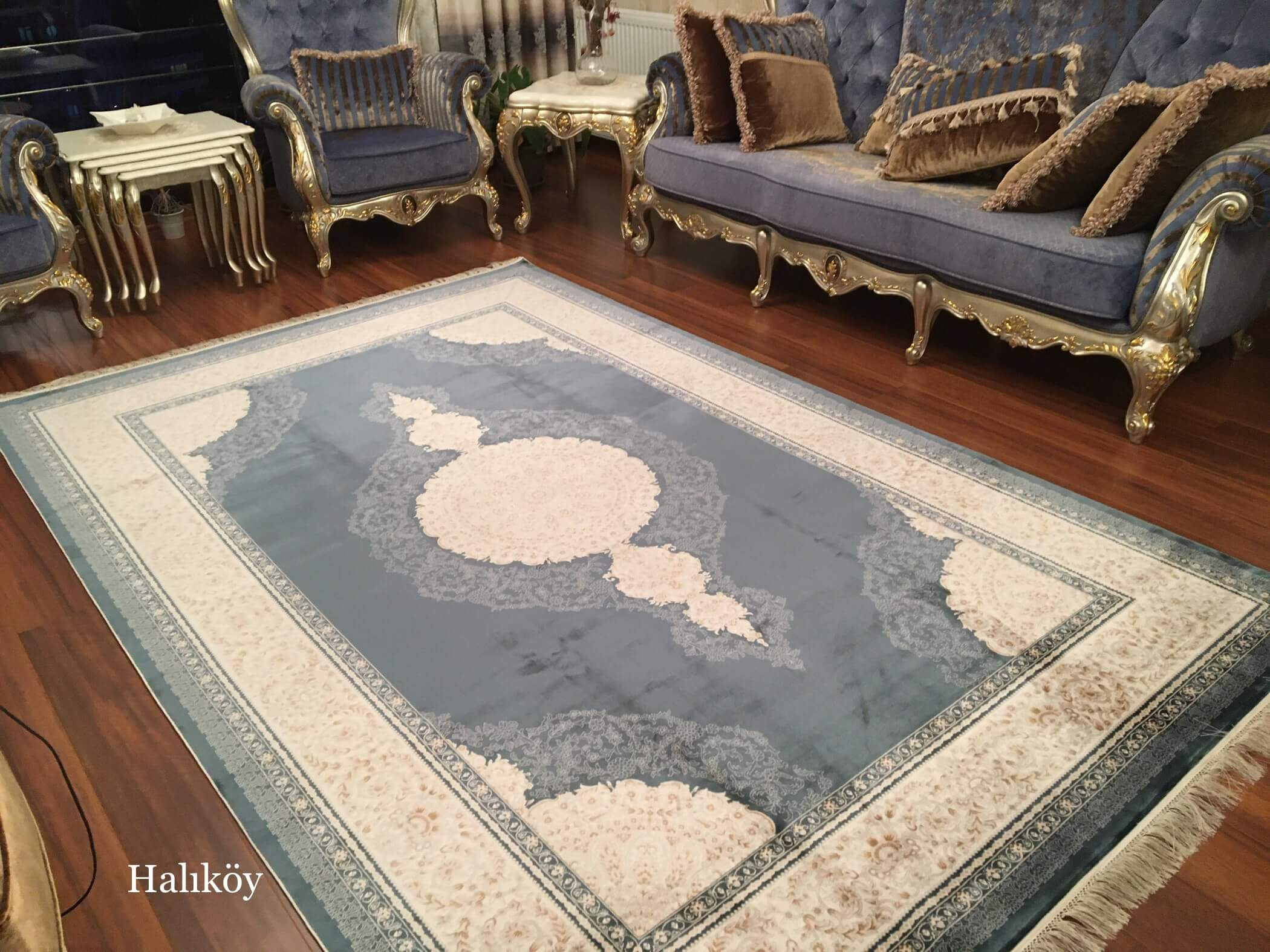 QUALİTY CARPET ELHAMRA 004 Quality Carpet Bambu Halı
