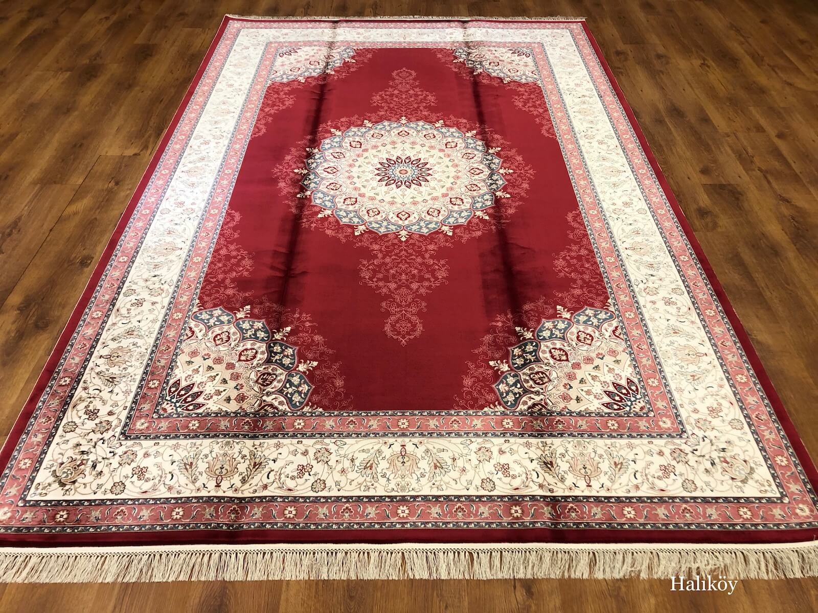 QUALİTY CARPET ELHAMRA 005 Quality Carpet Bambu Halı