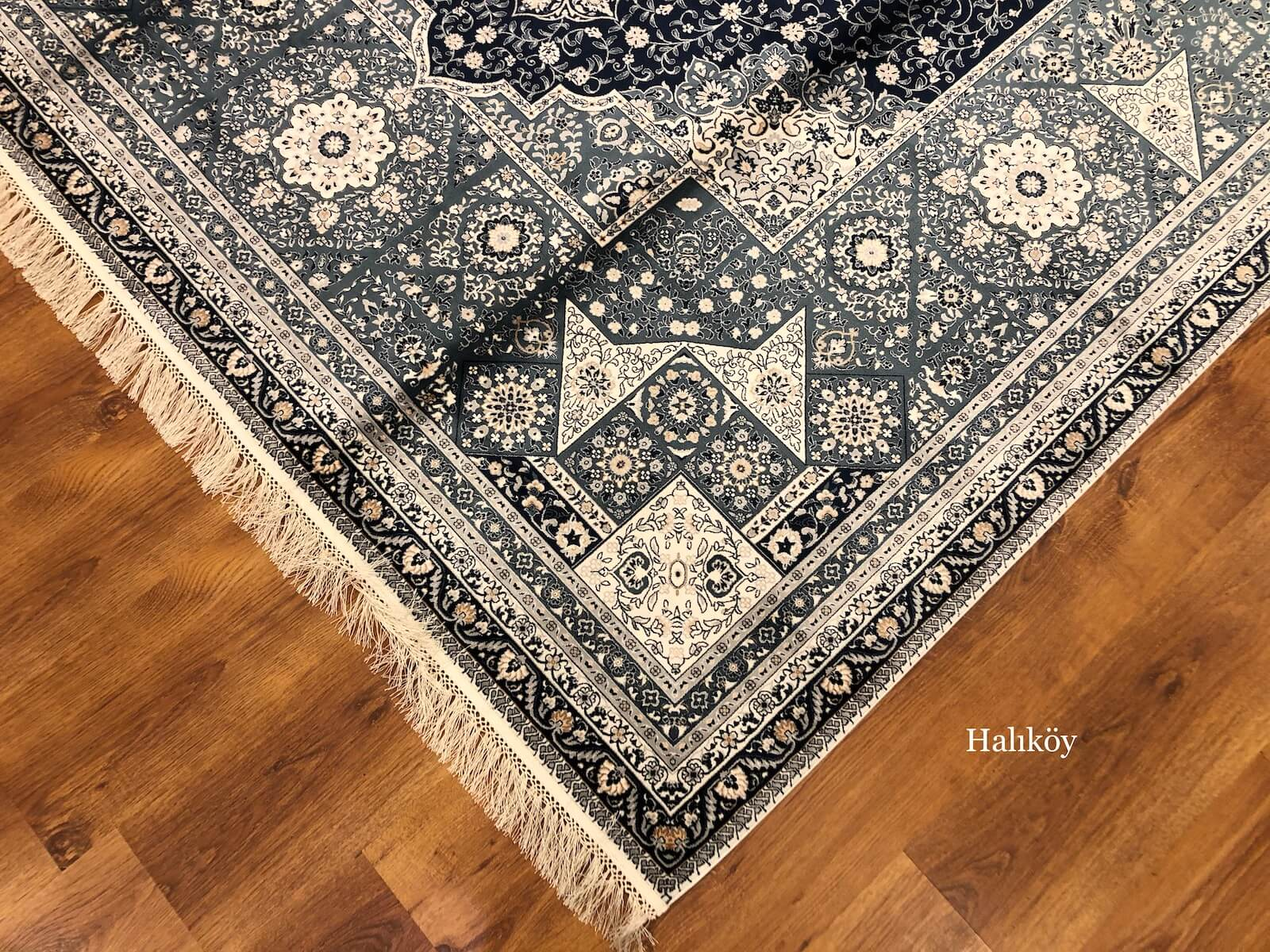QUALİTY CARPET ELHAMRA 006 Quality Carpet Bambu Halı