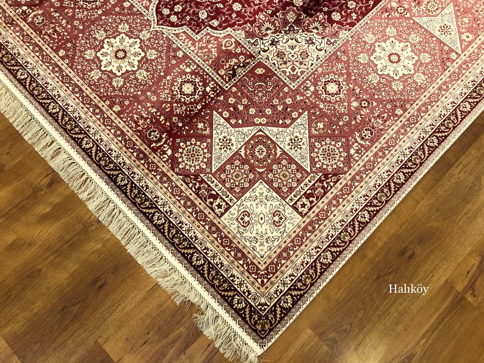 QUALİTY CARPET ELHAMRA 007 Quality Carpet Bambu Halı