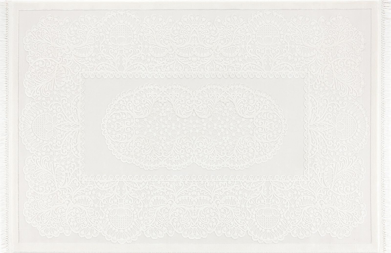 ENTİ HALI PATARA 5601 BEYAZ Enti Halı Enti Halı Fiyatları