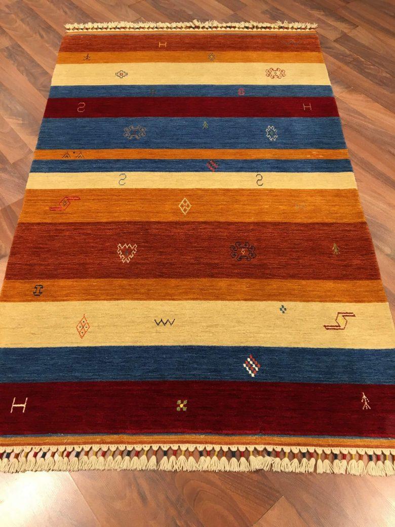 TRIBAL 121X184 Tribal El Dokuma Halı