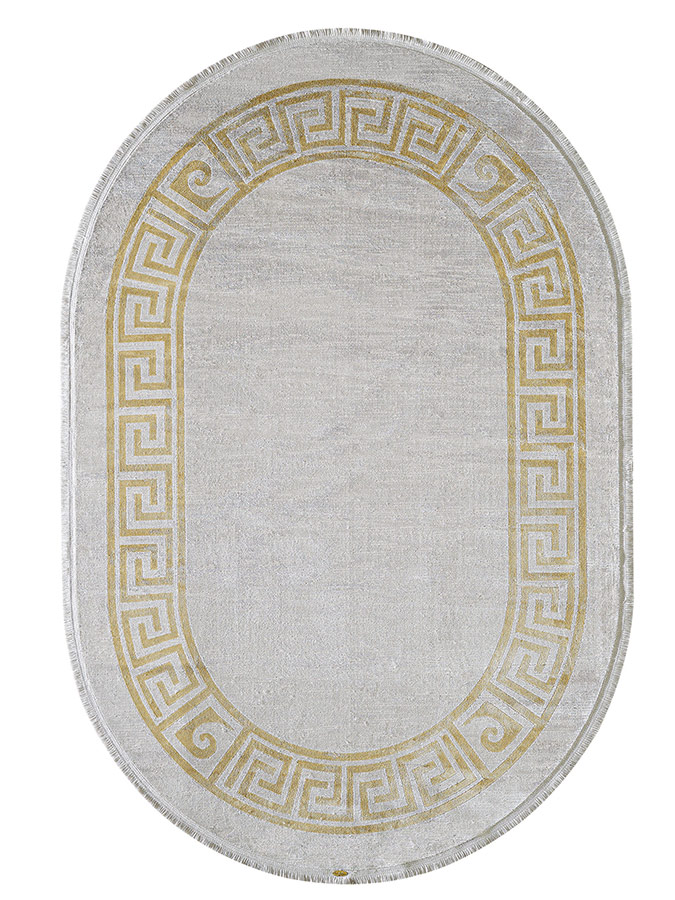 PİERRE CARDİN HALI MONET MT24A OVAL Pierre Cardin Halı Oval Halı