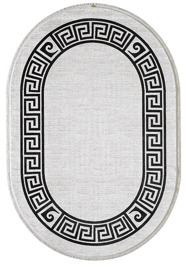 PİERRE CARDİN HALI MONET MT26B OVAL Pierre Cardin Halı Oval Halı