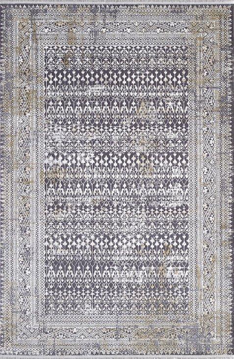 ARTEMİS HALI VALORA 5908C SARI SİYAH Artemis Halı Artemis Halı Fiyatları
