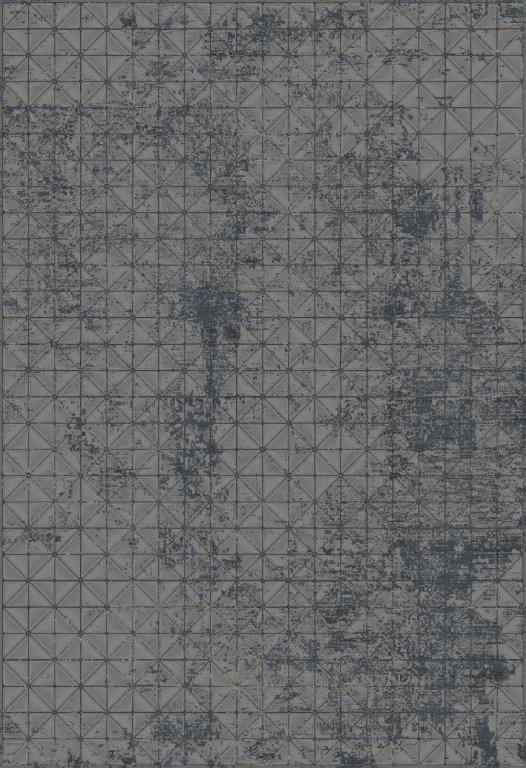 WOOLKNOT HALI BLACK M244L Woolknot Halı Bambu Halı