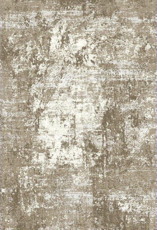 WOOLKNOT HALI MAXELL 216I KREM GRİ Woolknot Halı Bambu Halı