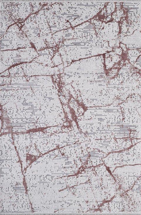 ARTEMİS HALI ARTEX 5851C VİŞNE GRİ Artemis Halı Artemis Halı Fiyatları