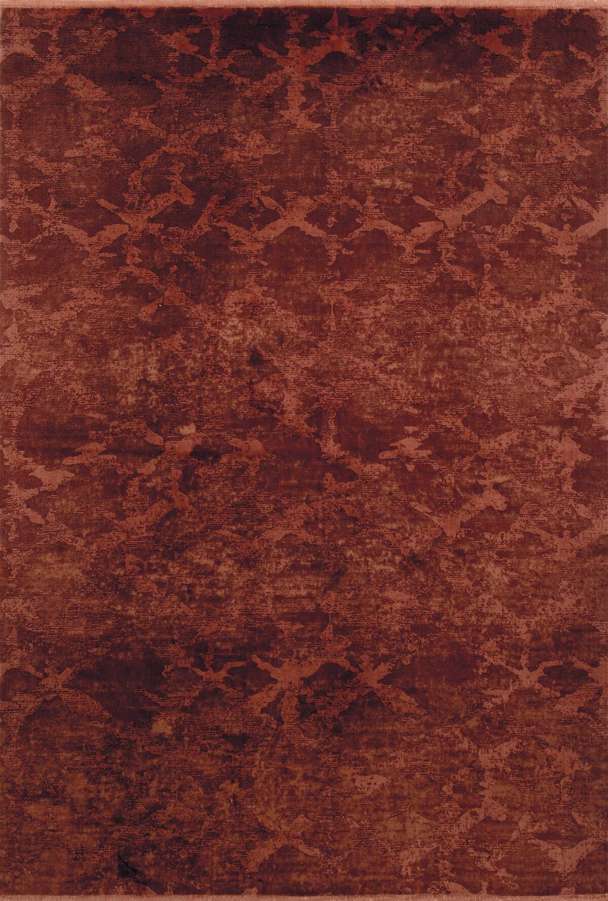KADİFE KİLİM 5304 TABA Kadife Kilim Dekoratif Kilim