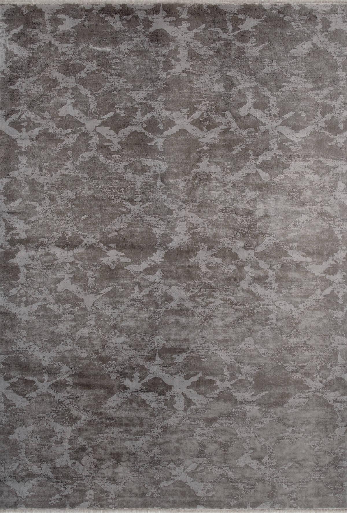 KADİFE KİLİM 5306 VİZON Kadife Kilim Dekoratif Kilim