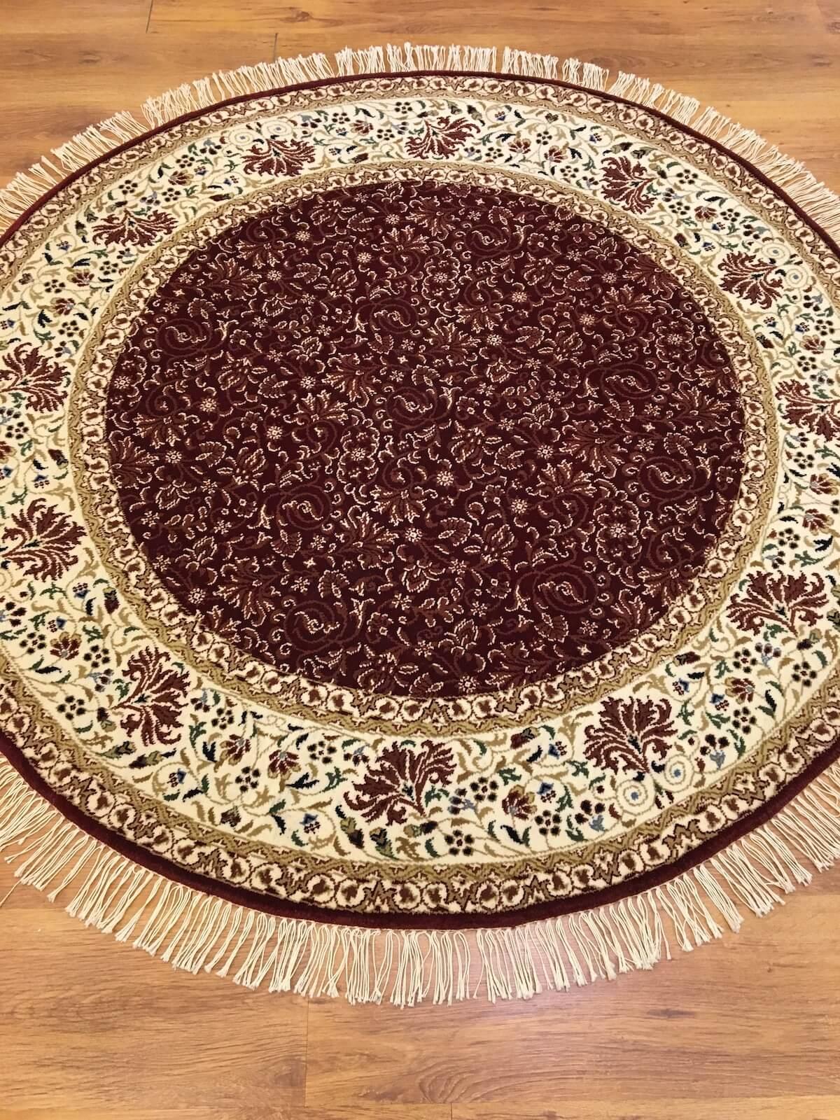 SULTANBEYLİ BUTİK HALI YUVARLAK 146X146 Sultanbeyli Butik Halı