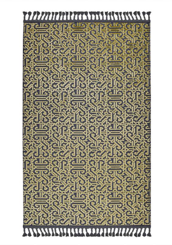 RÖNESANS KİLİM 9207 Mutfak Kilim Dekoratif Kilim