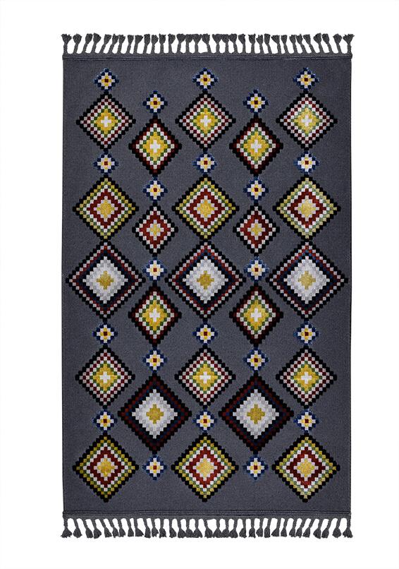 RÖNESANS KİLİM 9234 Mutfak Kilim Dekoratif Kilim