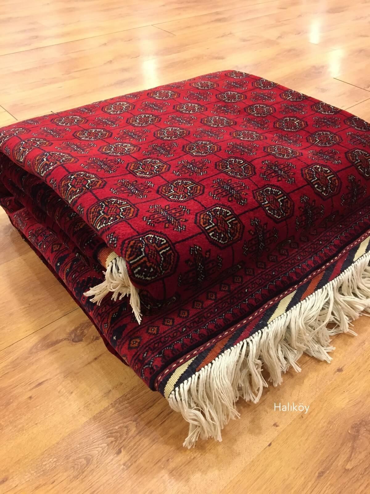 AFGAN HOCA ROSHNAİ HALISI 247X346 Hoca Roshnai Afgan Halı